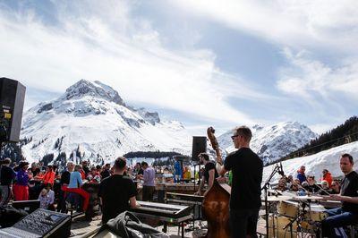 Musikifest in Lech